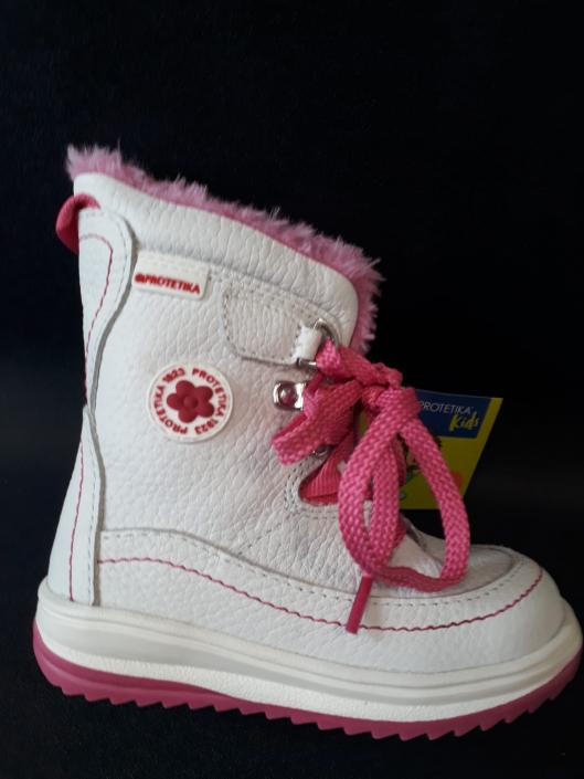 PROTETIKA, dívčí zimní boty SABINA